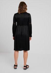 IVY & OAK Maternity - TUNIC DRESS - Vestito estivo - black - 2