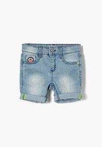 s.Oliver - Denim shorts - light blue - 2