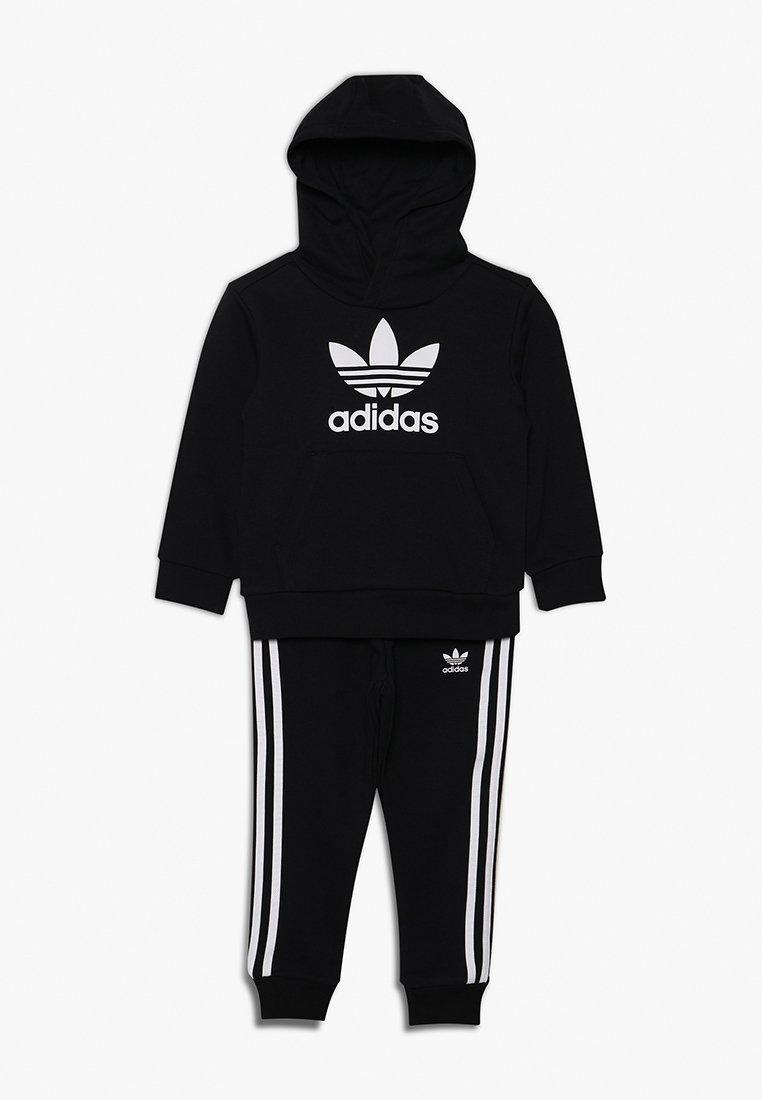 Adidas Originals Trefoil Hoodie Junior Zwart Kind