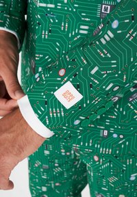 OppoSuits - COOL CIRCUIT - Suit - green - 4