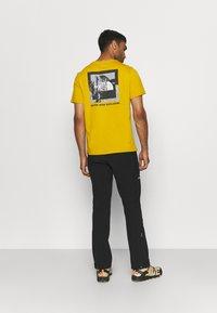 Icepeak - BOUTON - Outdoorové kalhoty - black - 2