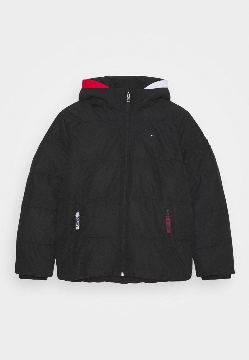 Tommy Hilfiger - ESSENTIAL PADDED JACKET - Winter jacket - black