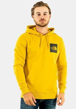 Bluza z kapturem - jaune