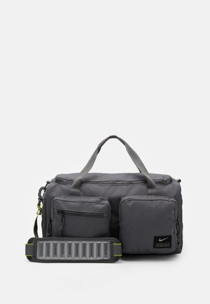 UTILITY POWER DUFF UNISEX - Sports bag - iron grey/iron grey/enigma stone
