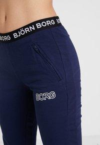 Björn Borg - SHAWNA PANTS - Tracksuit bottoms - peacoat - 4