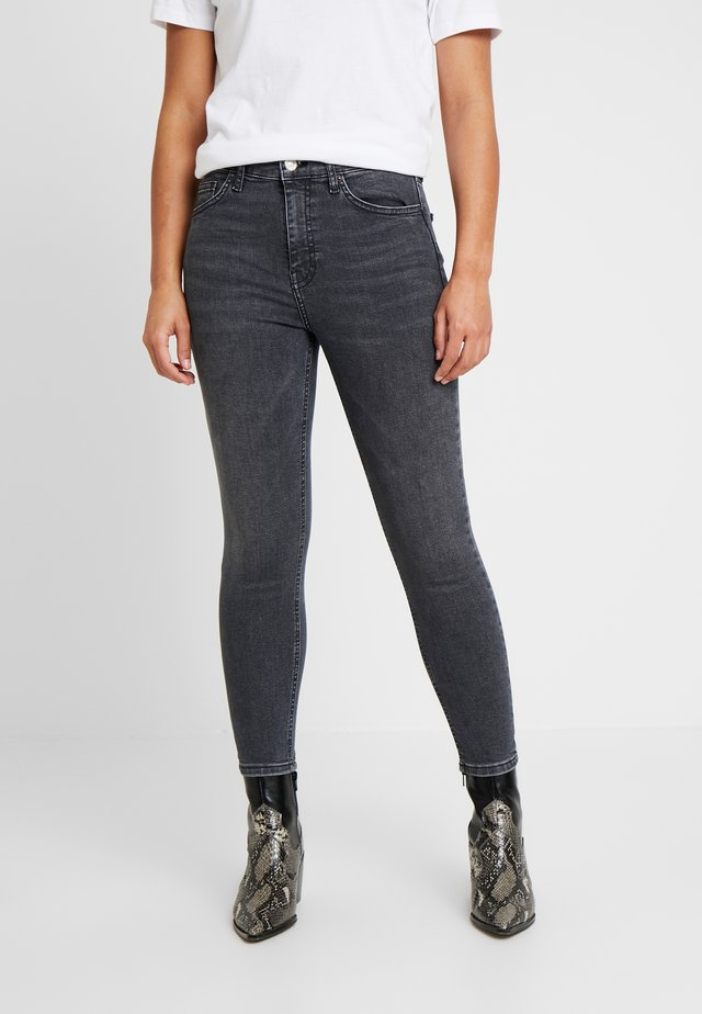 JAMIE CLEAN - Jeans Skinny Fit - washed black