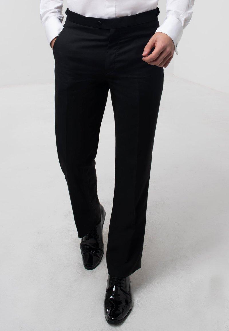 dobell - Pantaloni eleganti - black