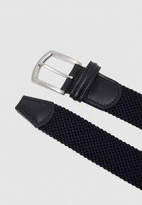Anderson's - UNISEX - Pásek - dark blue - 2