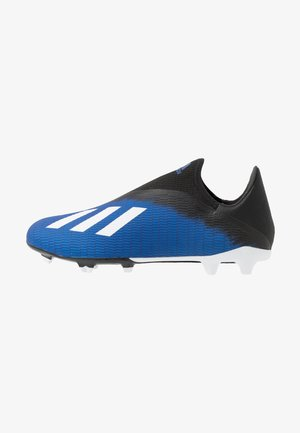 X 19.3 LL FG - Korki Lanki - royal blue/footwear white/core black