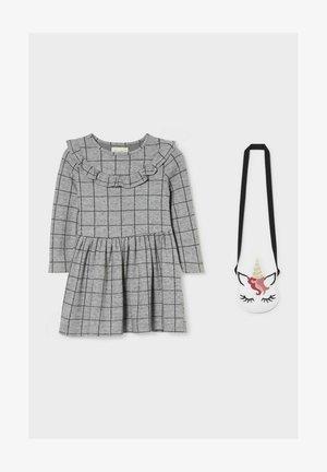 Day dress - gray-melange