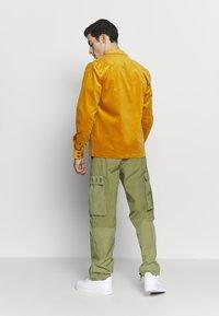 Anerkjendt - AKREMMI - Summer jacket - inca gold - 2