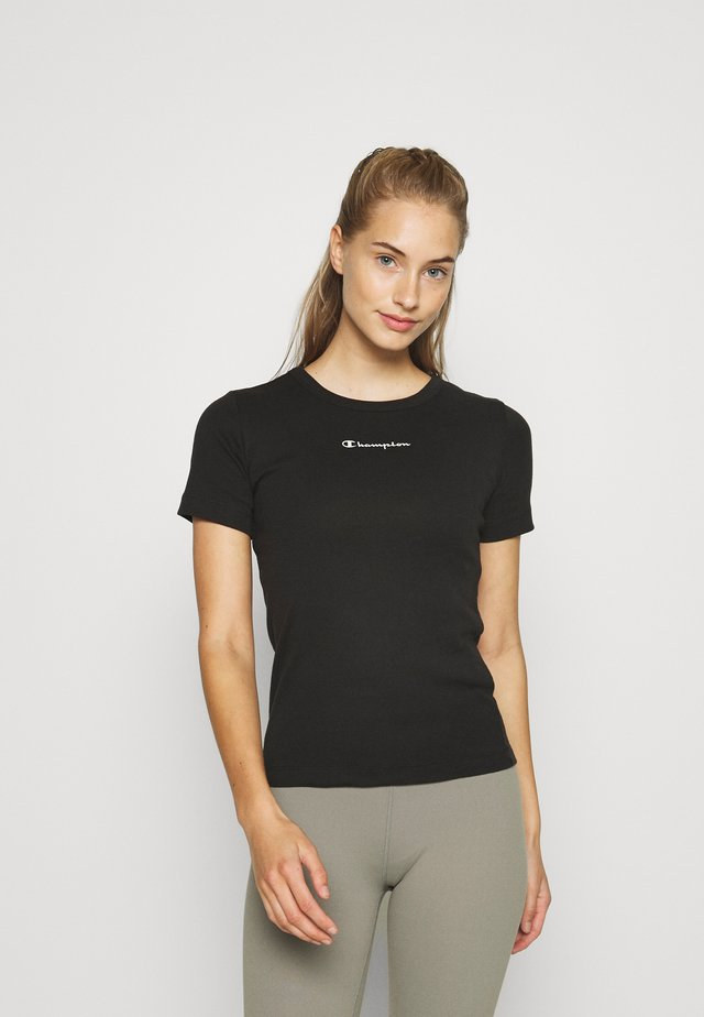 CREWNECK LEGACY - T-shirt imprimé - black