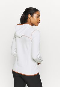 Icepeak - PILLSBURY - Training jacket - natural white - 2