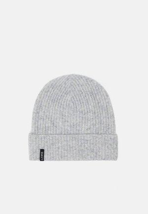 HAT - Beanie - silver lining grey