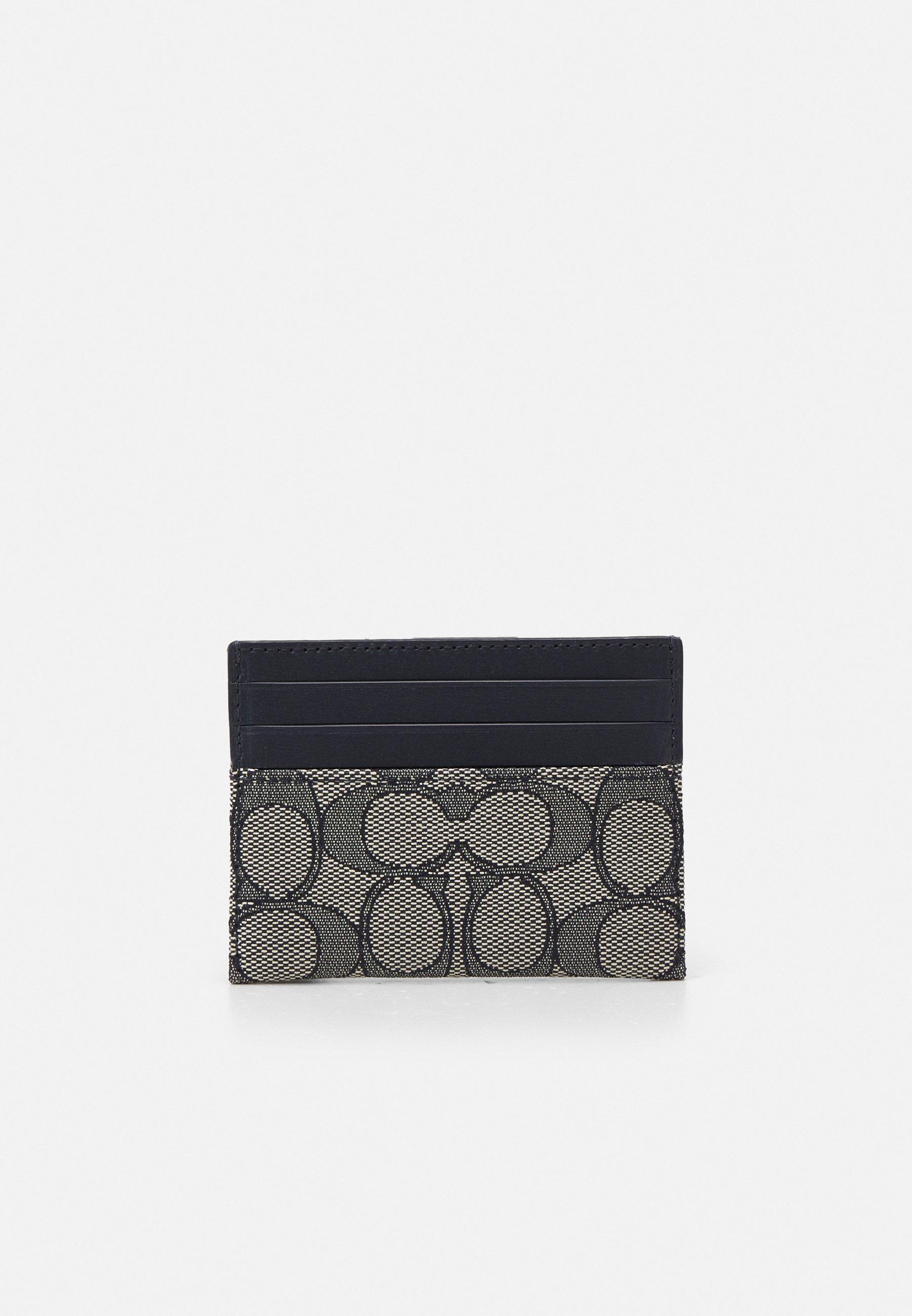 Women SIGNATURE FLAT CARD CASE - Wallet