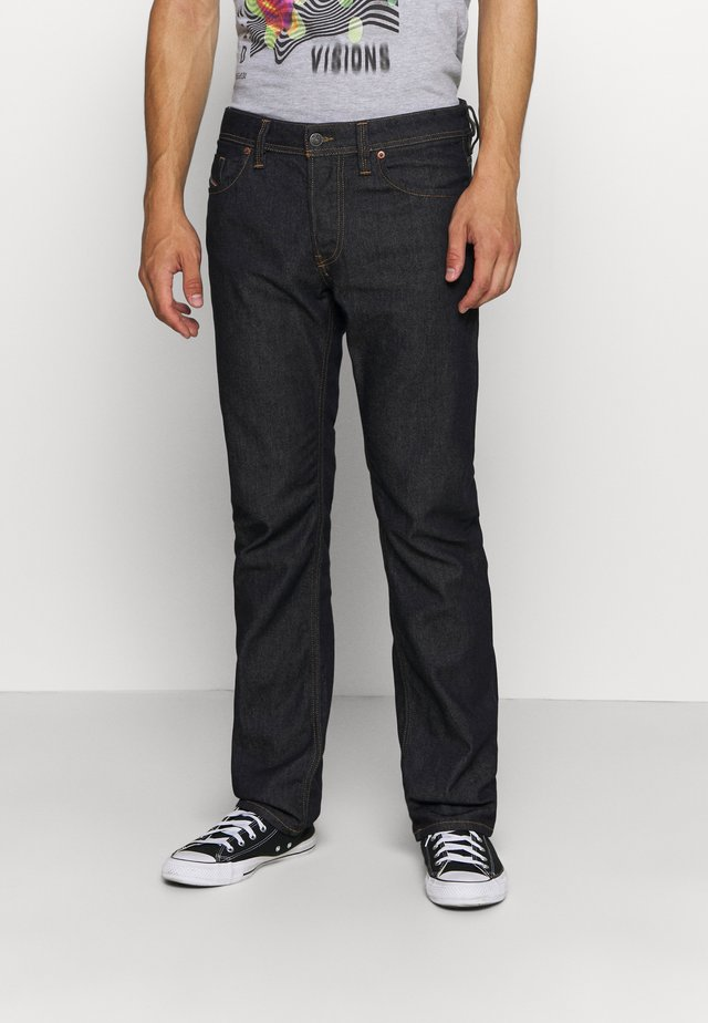 LARKEE-X - Jeans straight leg - blue denim