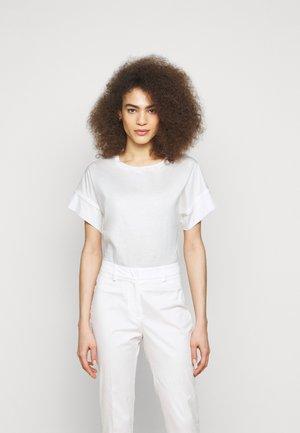 PALMA - Basic T-shirt - weiss