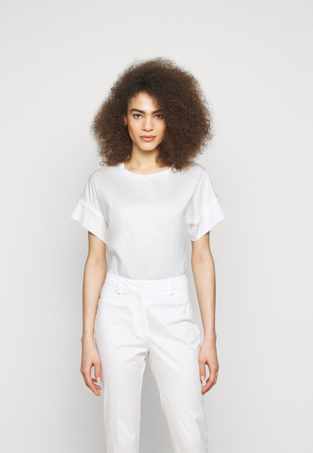 PALMA - T-shirts basic - weiss