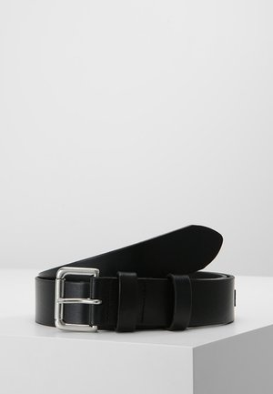ROLLER WITH LOGO PATCH - Belt - black