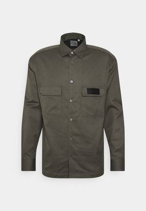 GENTS MODERN OVERSHIRT - Shirt - khaki