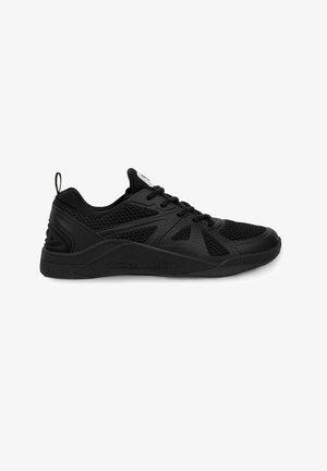 GYM HYBRIDS - Sneakers laag - black