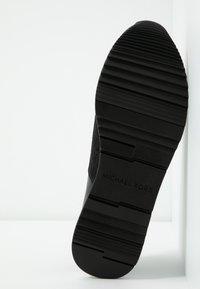 MICHAEL Michael Kors - TRAINER - Slip-ons - black - 6