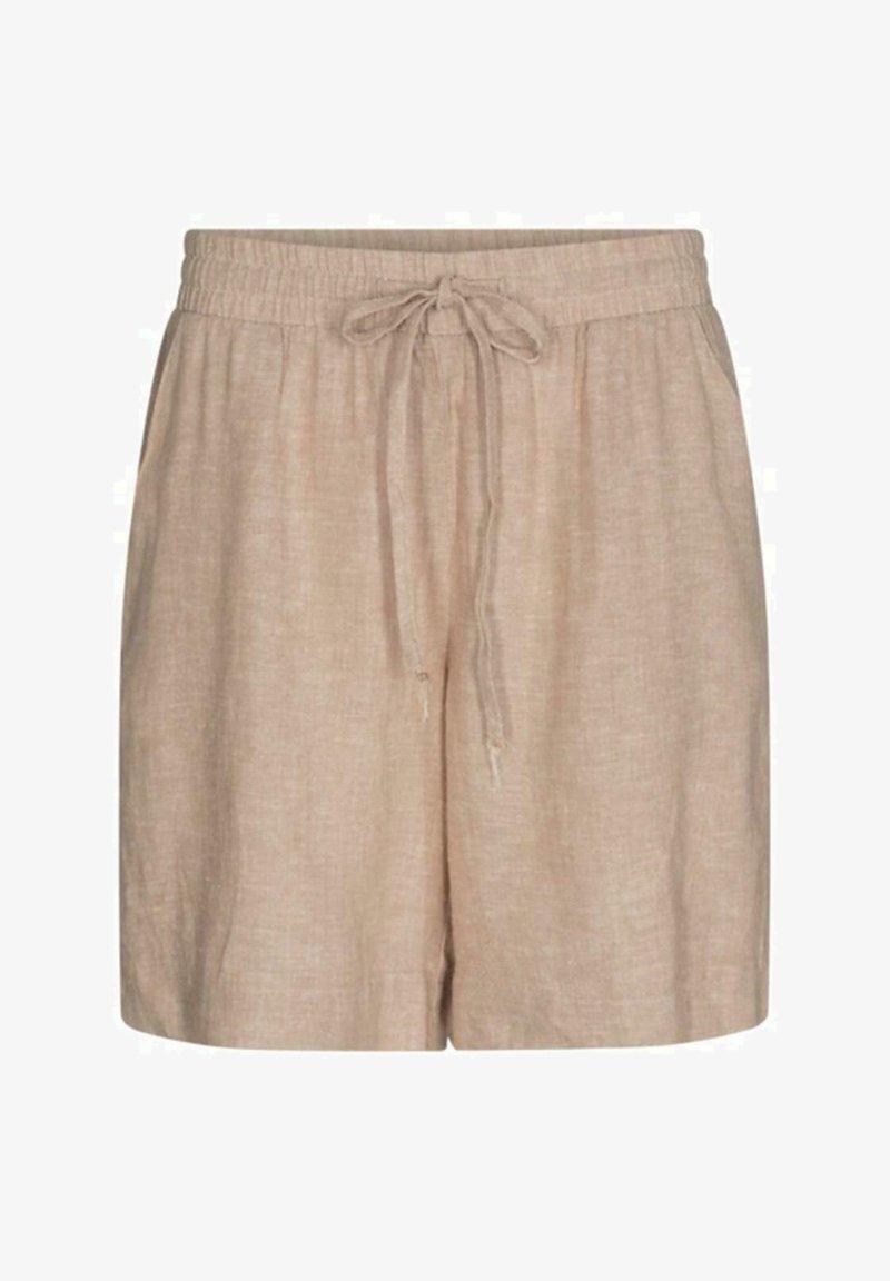 Freequent - FQLAVARA-SHO - Shorts - sand melange