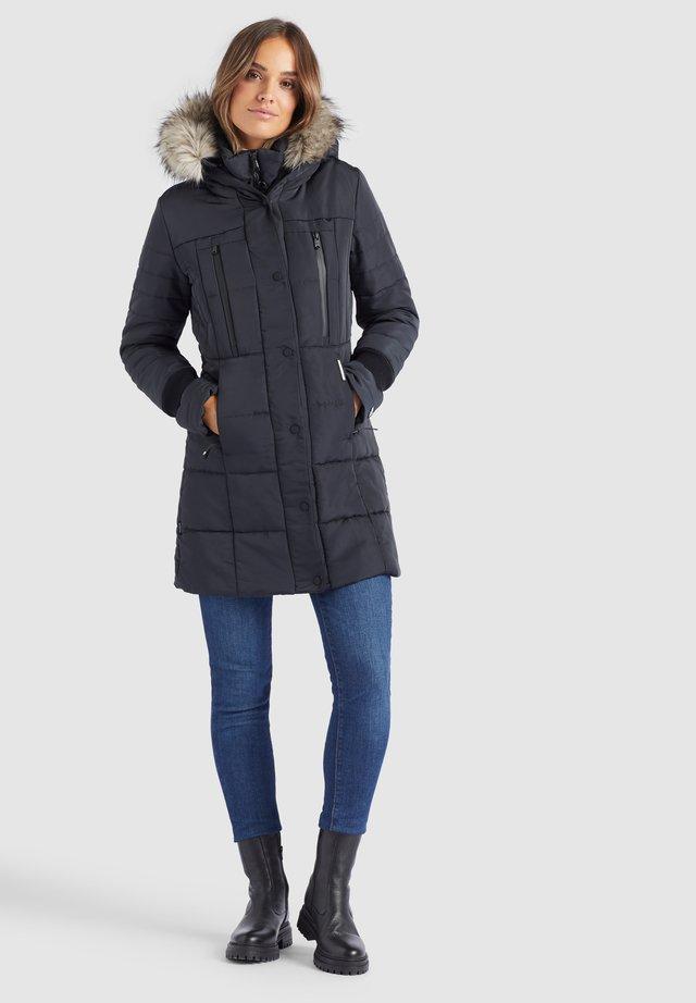 NIAMH - Cappotto invernale - grau