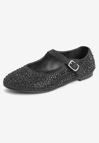 Next - MARY JANE  - Ankle strap ballet pumps - black - 2