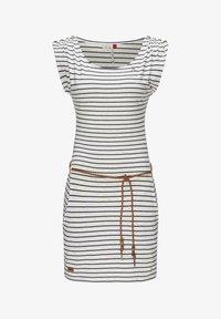 Ragwear - Jersey dress - weiß - 0