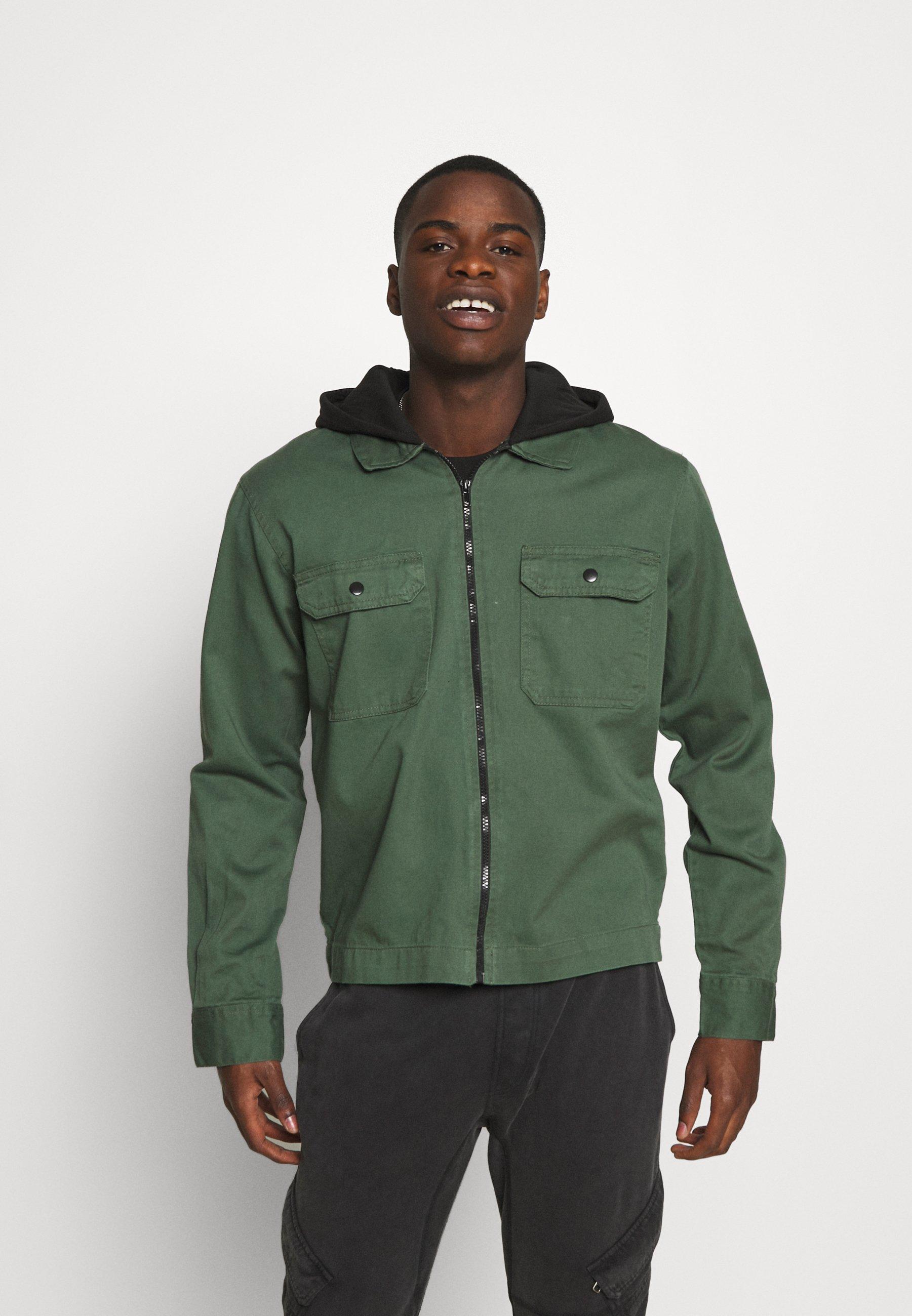 Men OVERSHIRT UNISEX - Summer jacket