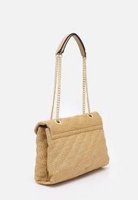 PARFOIS - CROSSBODY BAG SIEN - Across body bag - beige - 1
