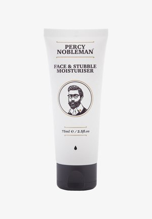 FACE & STUBBLE MOISTURISER - Face cream - -