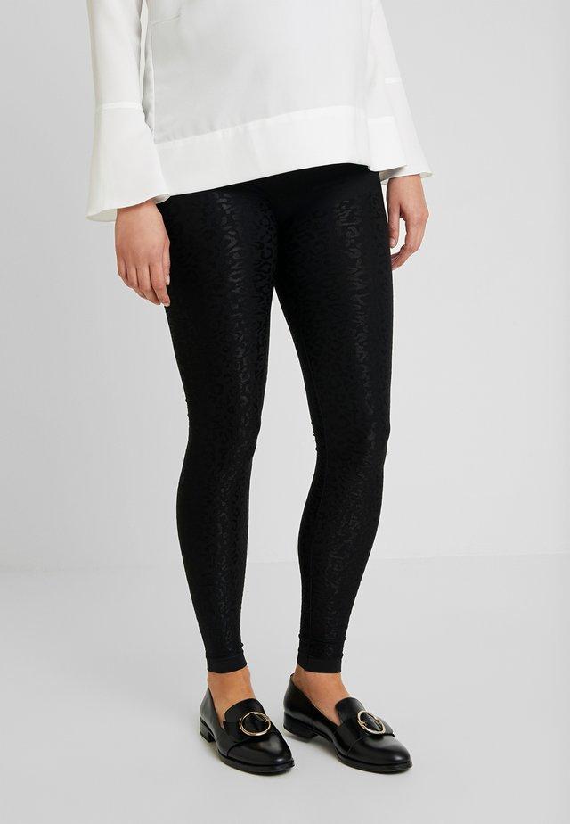 ANIMAL - Leggings - Trousers - black