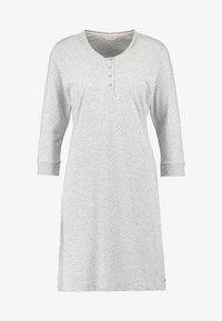 Esprit - JORDYN NIGHSHIRT  - Noční košile - light grey - 4