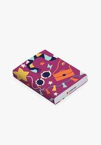 Zalando - HAPPY BIRTHDAY - Karta upominkowa w pudełku - purple - 2