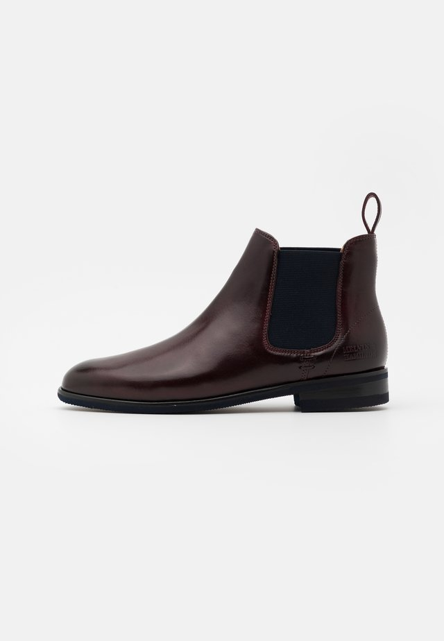 SUSAN  - Ankle boots - burgundy