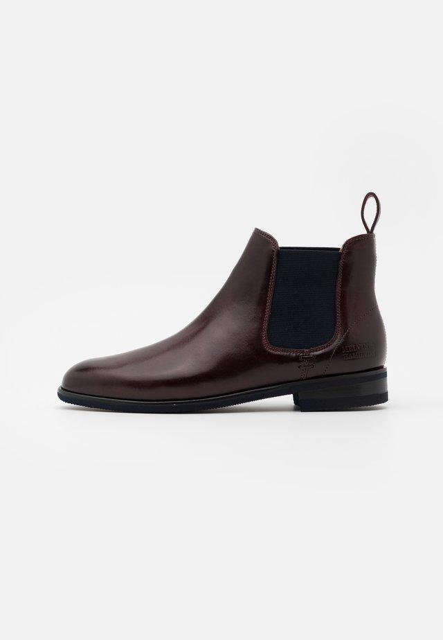 SUSAN  - Kotníková obuv - burgundy