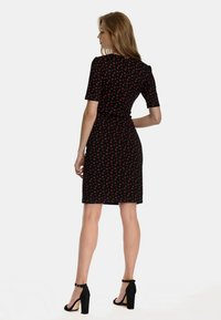 Vive Maria - Shirt dress - schwarz allover - 2