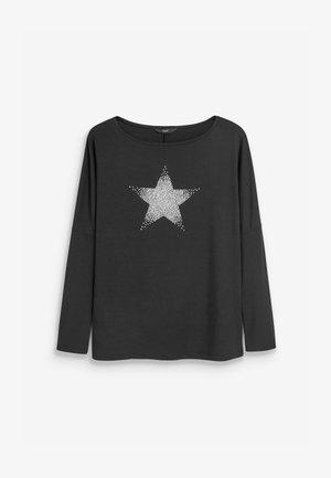 DOLMAN  - Long sleeved top - black