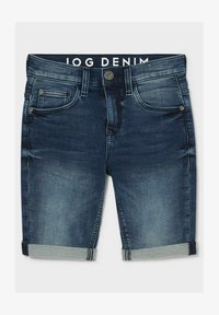 C&A - Denim shorts - denimblue - 3