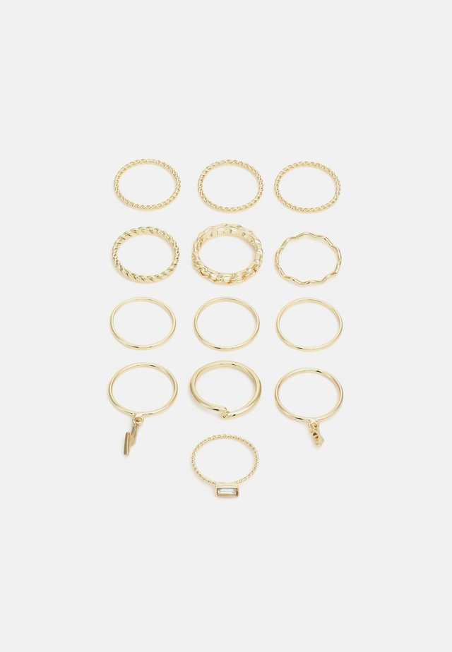 PCMALIA 13 PACK - Ring - gold-coloured