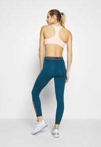 Nike Performance - TIGHT 7/8  - Leggings - valerian blue/black/white - 2