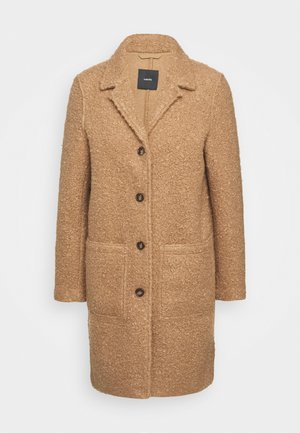 VIEVE - Classic coat - roasted hazel