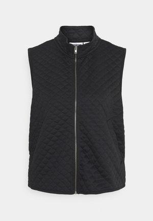 NMROBIN  - Waistcoat - black