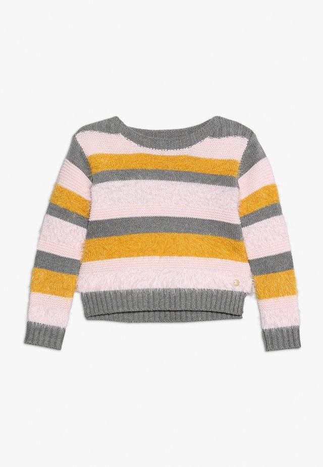 Sweter - dark heather grey