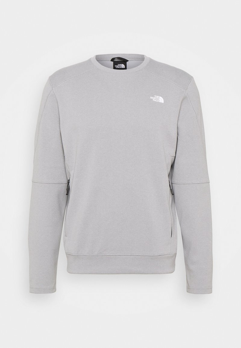 The North Face - LIGHTNING - Sweatshirt - meldgreyheather