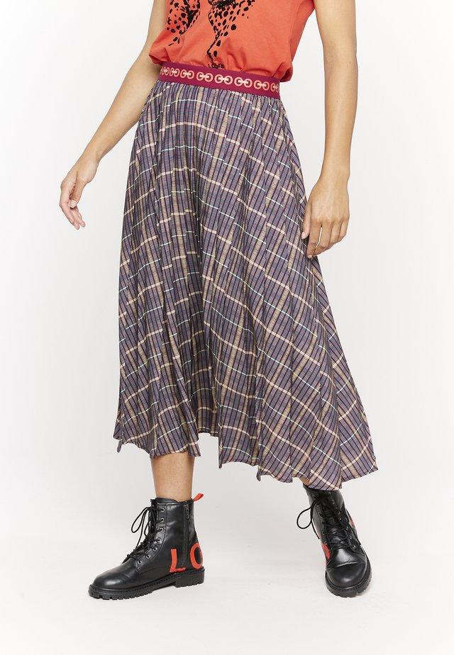 A-snit nederdel/ A-formede nederdele - allover print