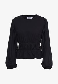 Opening Ceremony - Long sleeved top - black - 3