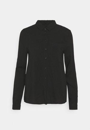 IHMAIN - Camicia - black